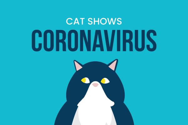 Cat Shows and Novel Coronavirus